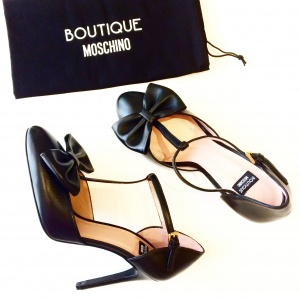 Туфли Moschino размер 37