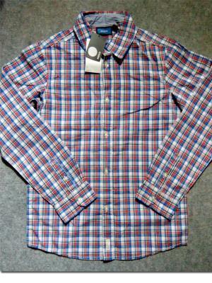 Рубашка на мальчика Mexx (Нидерланды), размер 146-152