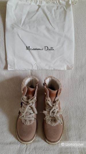 Ботинки Massimo Dutti 37-38