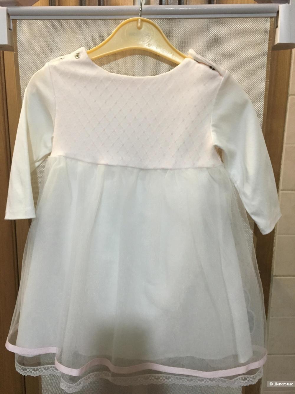 Платье Choupette размер 74