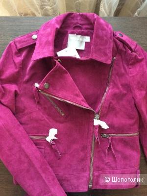 Куртка замшевая ASOS, размер 38 (российский)