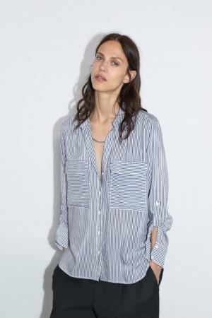Рубашка Zara,р-р S