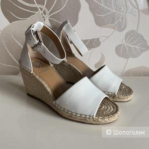 Босоножки Vince Camuto leera espadrille wedge sandal US 7.5 на 37/37.5