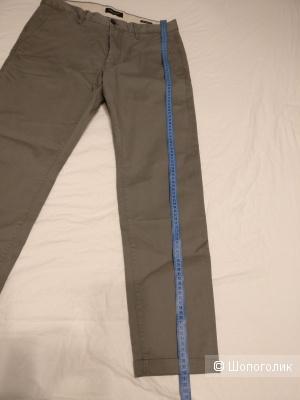 Серые брюки чинос, SIMWOOD, размер W33.