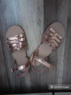 Босоножки-сандалии для девочки H&M, размер 34