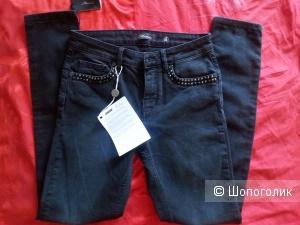 MASON'S Джинсовые брюки размер указан 28,по факту 25