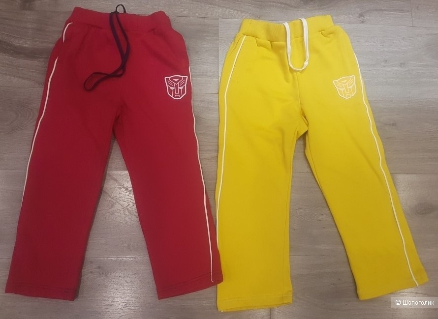 Сет из 2-х брюк  Bekiz детские спортивные на 110 см