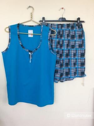 Комплект шорты майка размер 54-56