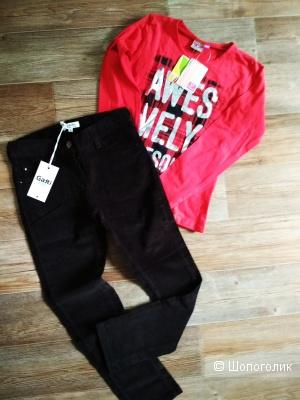 Сет футболка vitamins и брюки Gatti размер 8 лет