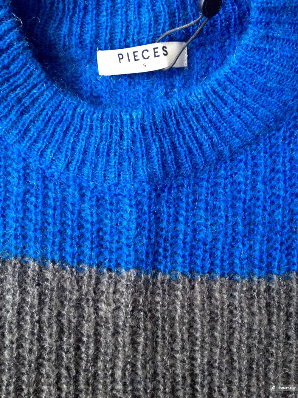 Шерстяной свитер Pieces размер S на 44-46