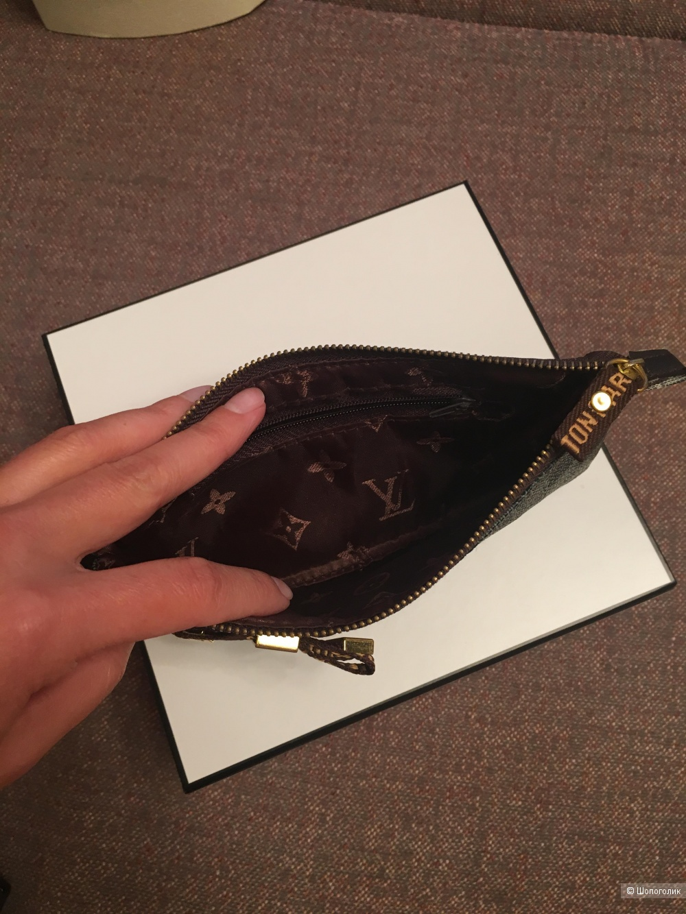 Косметичка Louis Vuitton, one size