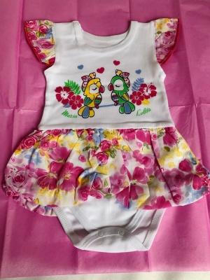 Бодик-платье Noname, 64-74см