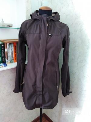 Куртка-парка женская,  Icepeak, размер 40 (на российский 46-48)