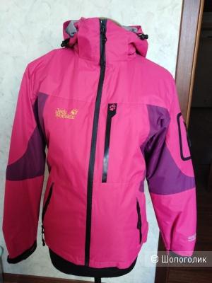 Комплект. Куртка лыжная Jack Wolfskin, брюки лыжные TOG24, 44 размер