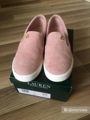 Слипоны Ralph Lauren размер 40-41