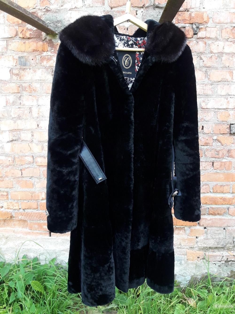 Шуба Светлана, размер 42