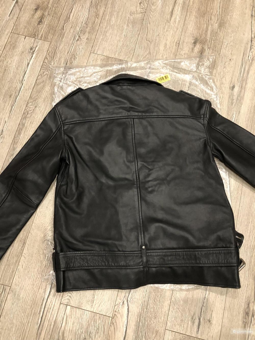 Кожаная куртка Walter Baker S
