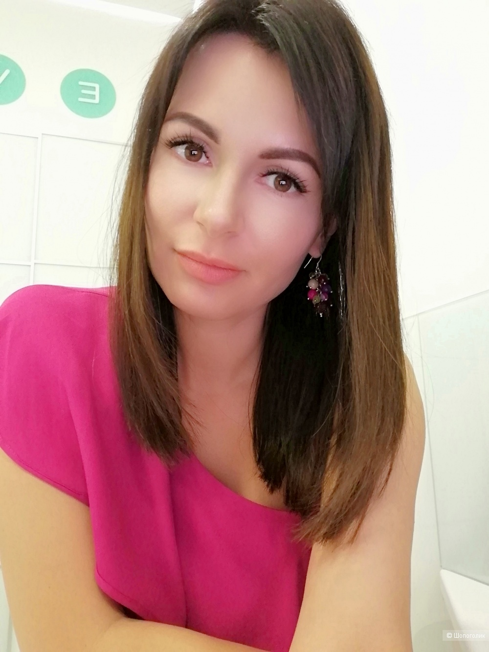 Серьги от Anna Slavutina