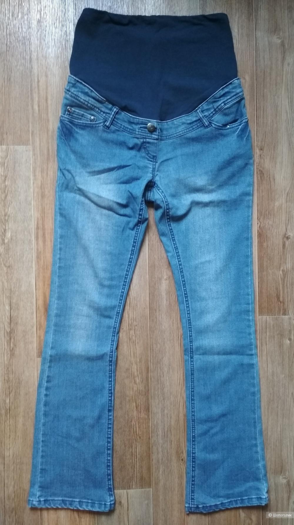 Сет джинсы vertbaudet и платье esmara размер 44/46