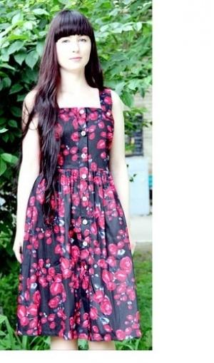 Платье 16492