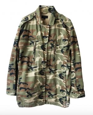 """Куртка - рубашка """" Military style"""""""