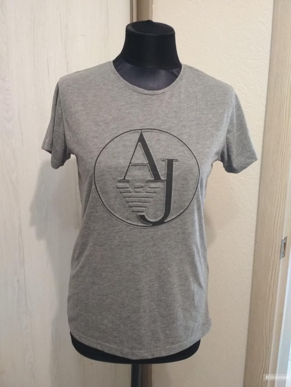 Футболка Armani Jeans. р. 44-46