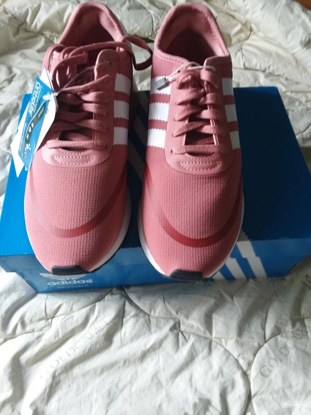Женские кроссовки  Adidas Originals N-5923 38 размер