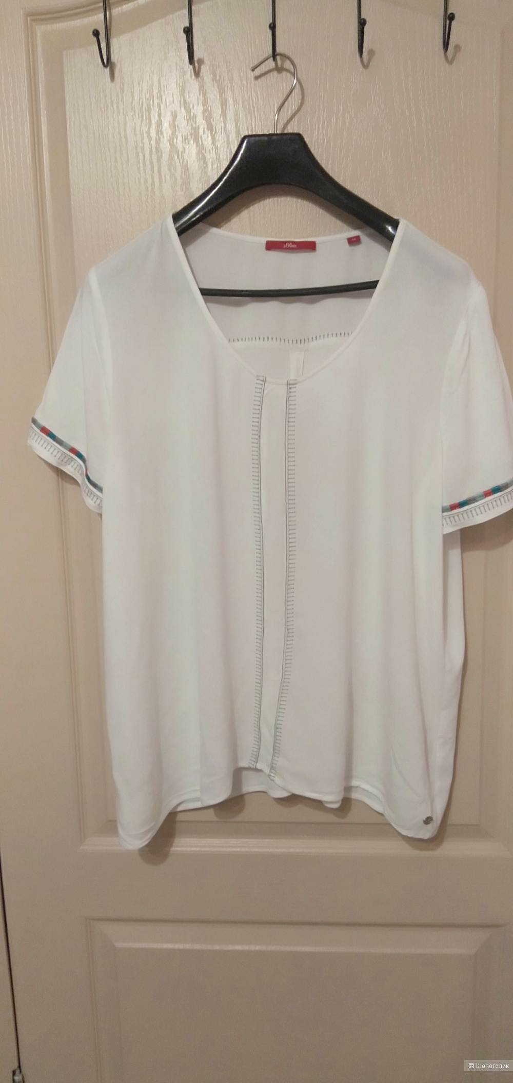 Блуза , SOliver, размер 46 евр