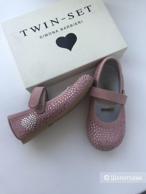 Туфли Twin Set 25 размер