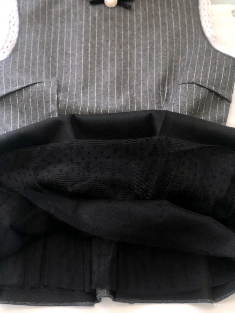 Шерстяной костюм Style Track, S