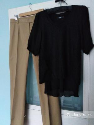 Комплект брюки 44-46 Elisa Landri + кофточка CCDK р-р S