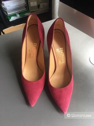 Туфли Salvatore Ferrragamo, размер 38-39