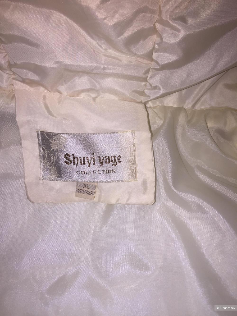 Жилет бренд Shuyi yage collection размер L Xl XXL