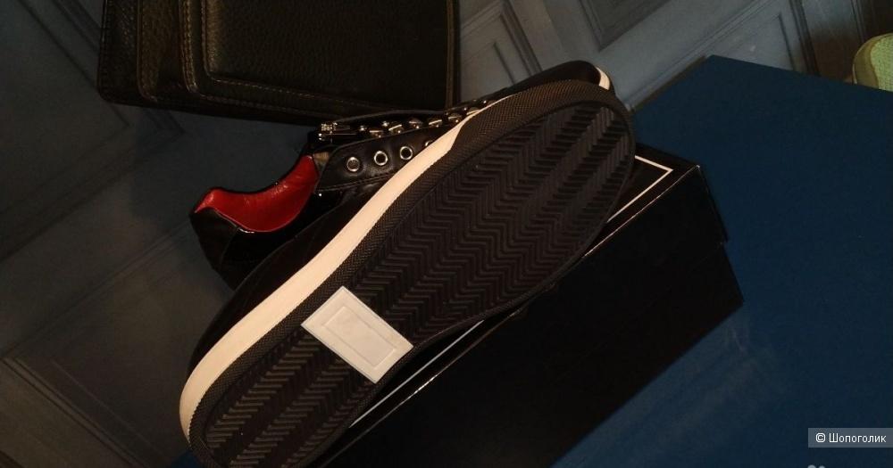 Новые слипоны Cesare Paciotti 39 размер