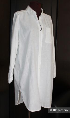 Рубашка H&M 44
