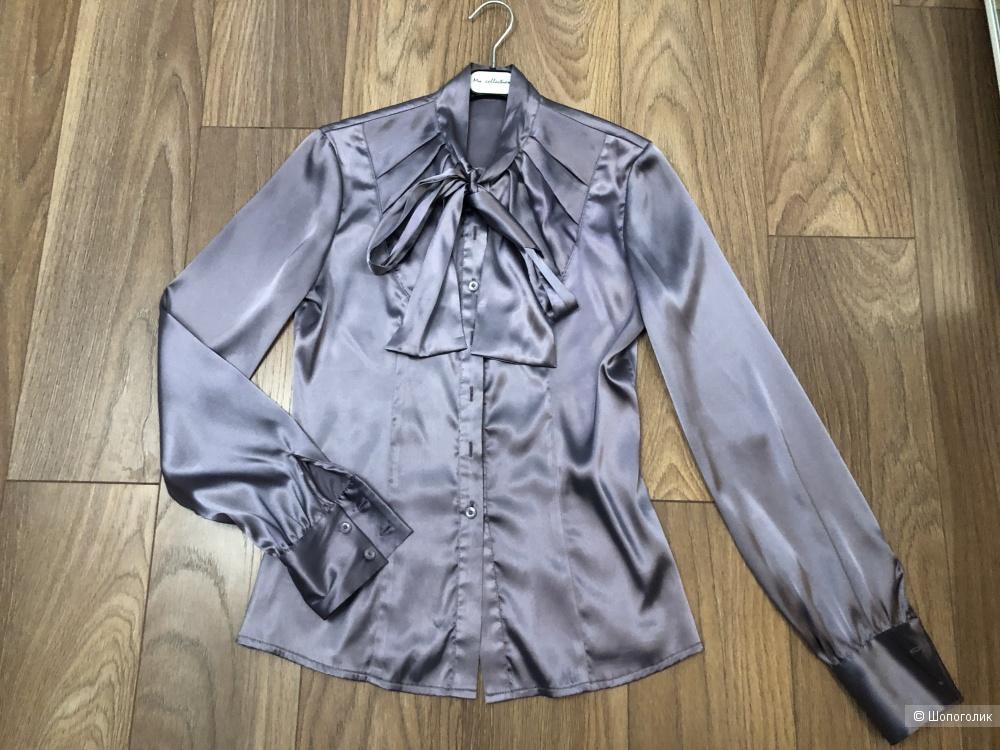 Блузка в офис 40-42 размера