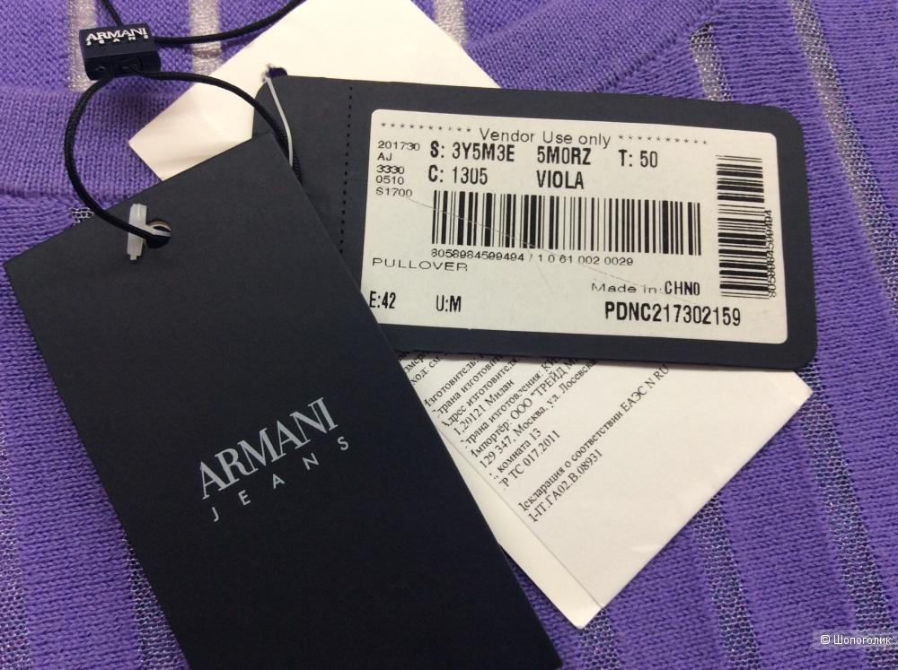 Кофточка Armani Jeans 48-50 размер