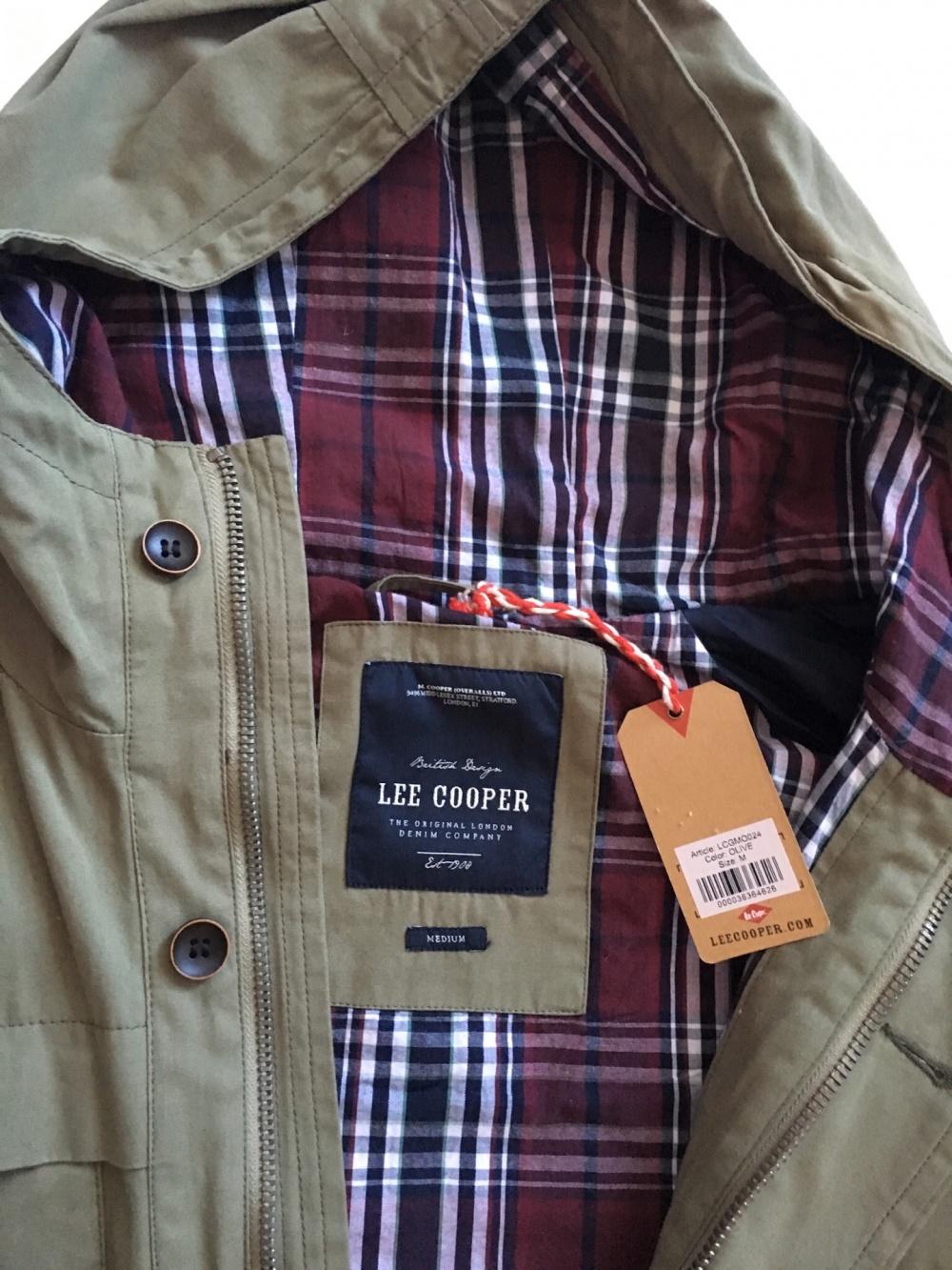 Парка Lee Cooper, 46 размер