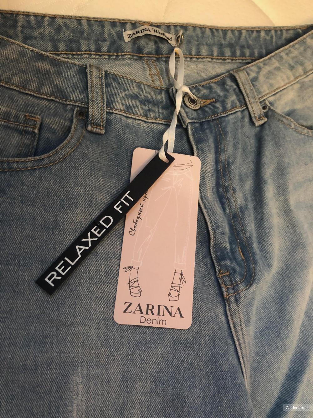 Джинсы Relaxed Fit Zarina Weekend L/XL размер