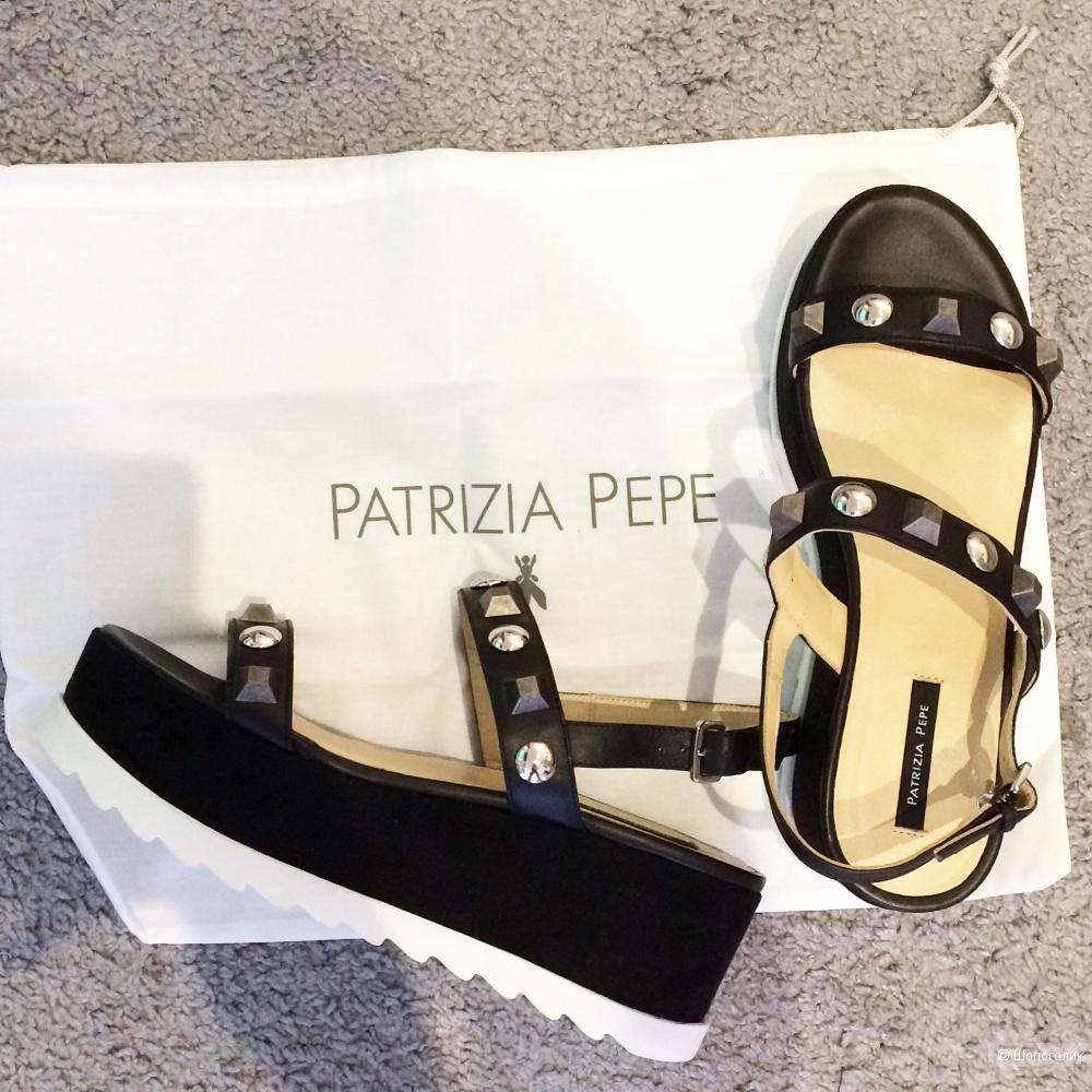 Босоножки Patrizia Pepe размер 39