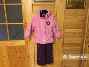 Сет из зимней куртки LEGO TEC 104/ 4agm и  штаны SNOW TEX p.4