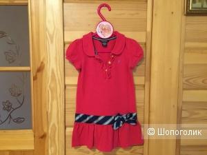 Платье NAUTICA р.4