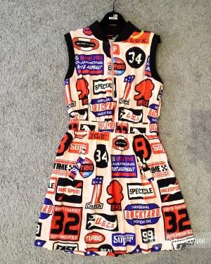 Платье Love Moschino размер 46it