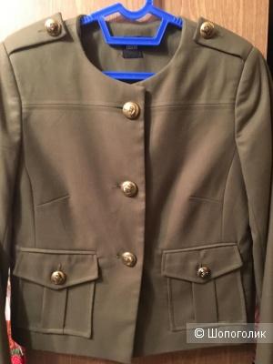 Пиджак ASOS в стиле милитари 42 размера