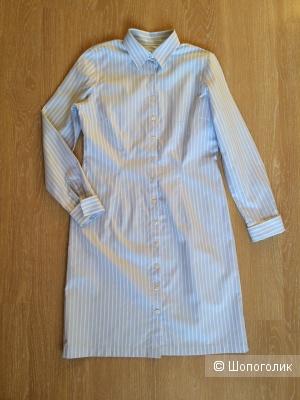 Платье-рубашка Herringbone, р-р 44-46