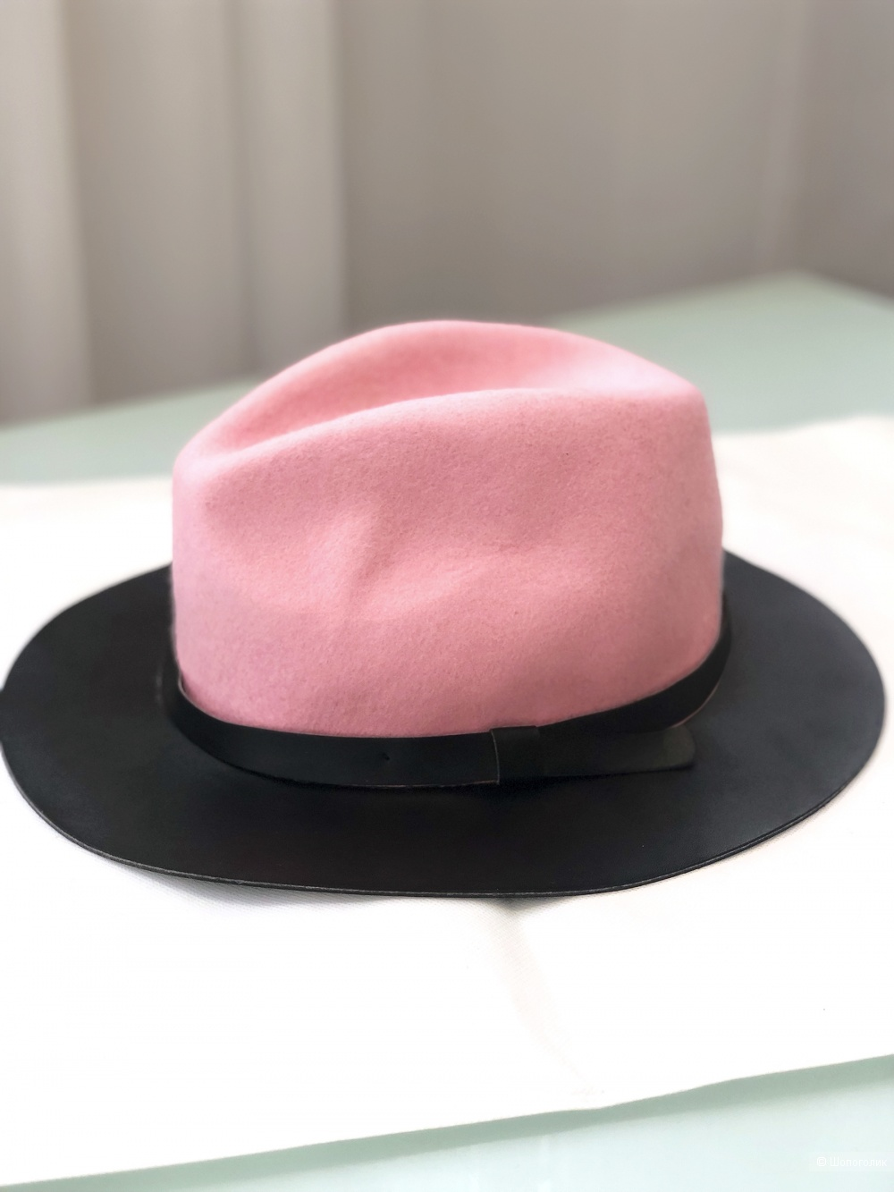 Шляпа с полями STYLE TRACK, one size