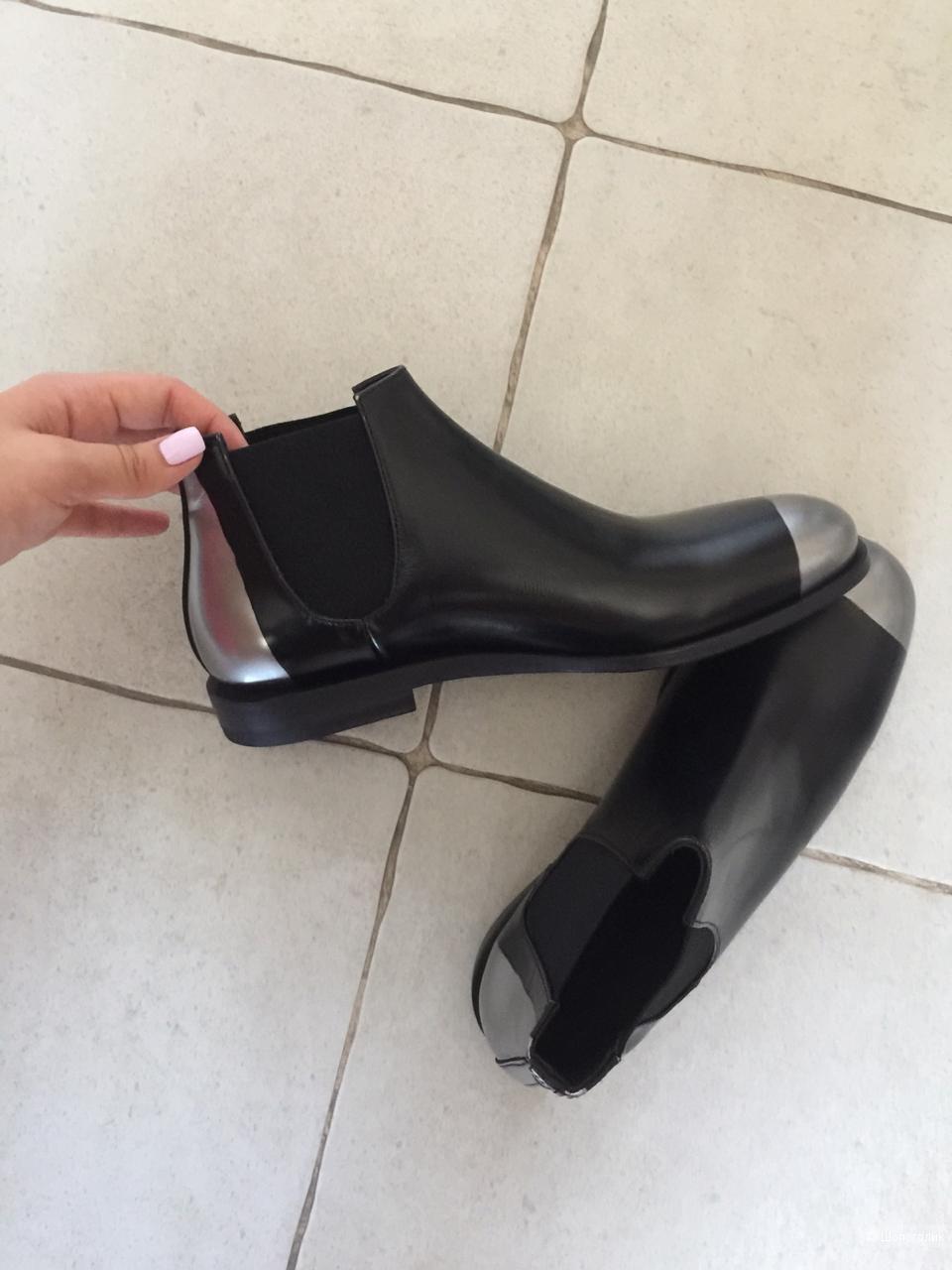 PANTANETTI ,ботинки челси, размер 38EU