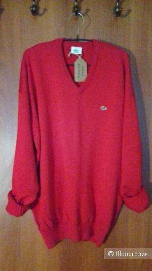 Пуловер Lscoste, разме L, (  русский 46-52 )