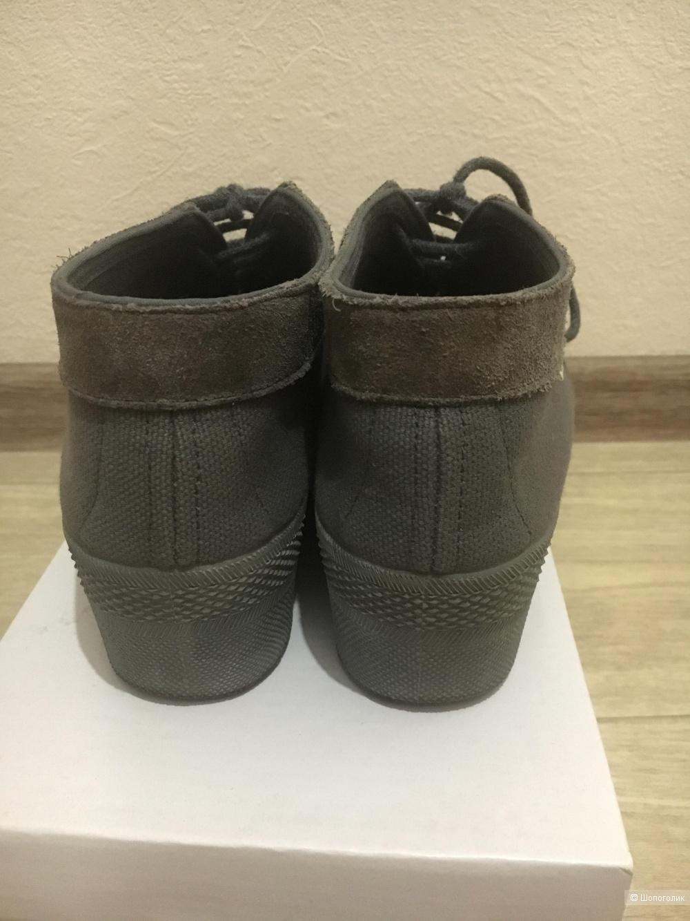 Кеды-полуботинки Maians 36,5 - 37 размер