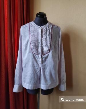 Блуза рубашка SPRINGFIELD, маркировка L/ 44-46-48 рус.